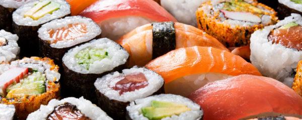 Livraison de sushi à Boétie