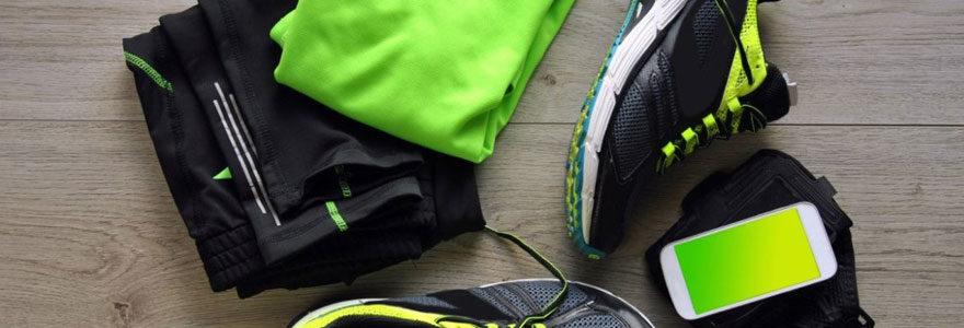 Vêtements de sport en ligne